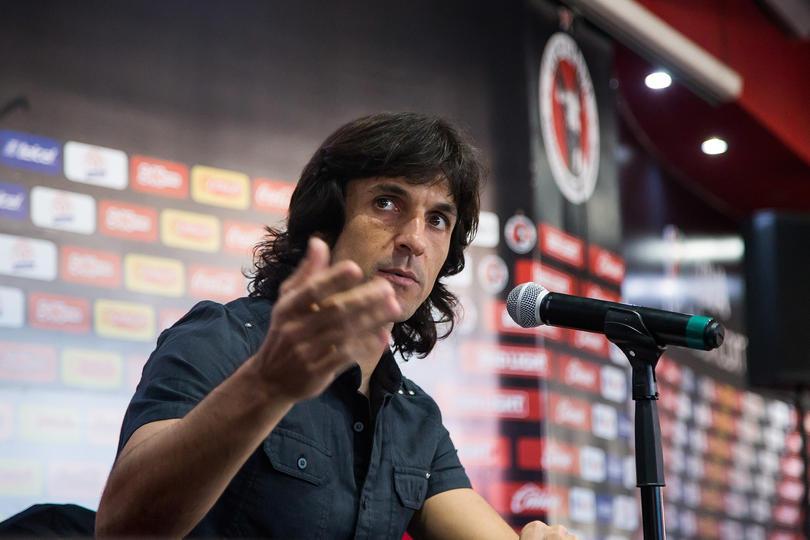 Vilar afirma que se va tranquilo con la decisión de su retiro del futbol