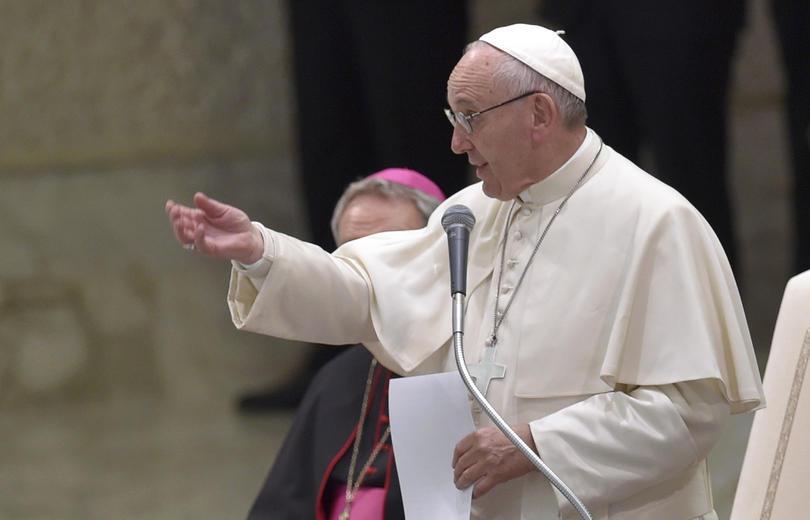 El Papa Francisco muestra su dolor y solidaridad ante la tragedia del Chapecoense