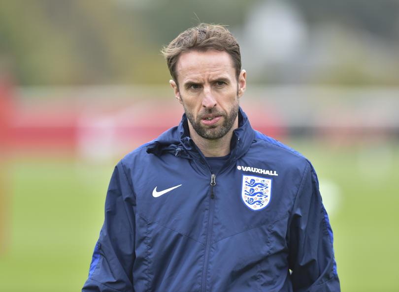Gareth Southgate es el nuevo entrenador de Inglaterra, firmó por cuatro años