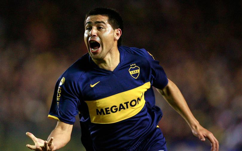 Riquelme jugaría seis meses gratis para el Chapecoense