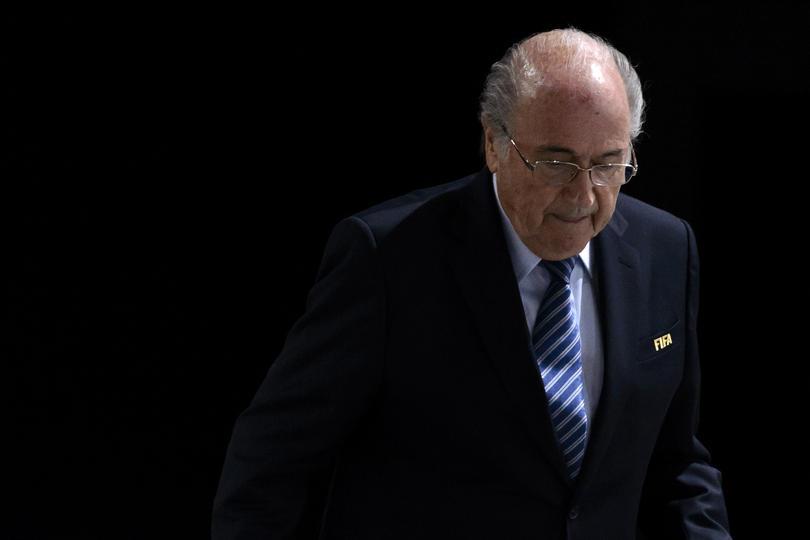 Joseph Blatter emitió un comunicado en el que declaró  que perdió la apelación en el Tribunal Arbitral del Deporte que había interpuesto por la suspensión de labores de seis años que FIFA le dio.