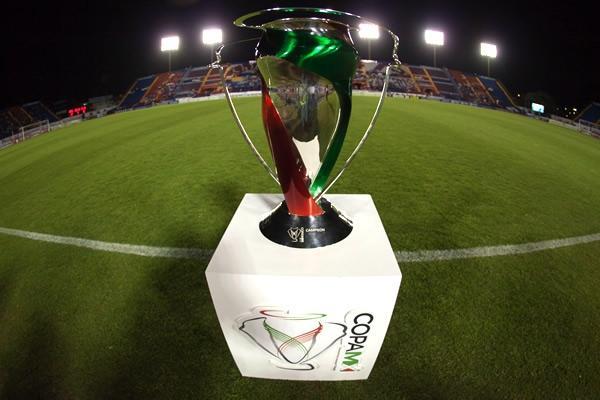 Chivas, América, Xolos y Monterrey se suman a la Copa MX.