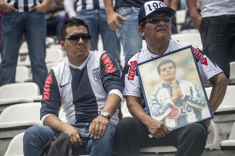 Alianza Lima cumple un aniversario más de la muerte de sus futbolistas por un avionazo