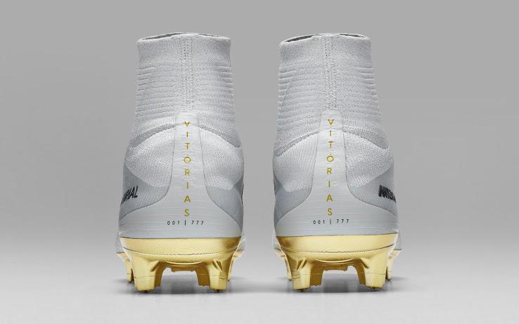 Así serán los nuevos botines de Cristiano por su cuarto Balón de Oro 1da631e1544aa