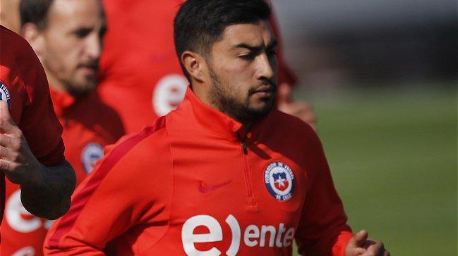 Nicolás Maturana conoce a algunos elementos de Necaxa por su convocatoria a la Selección Chilena.