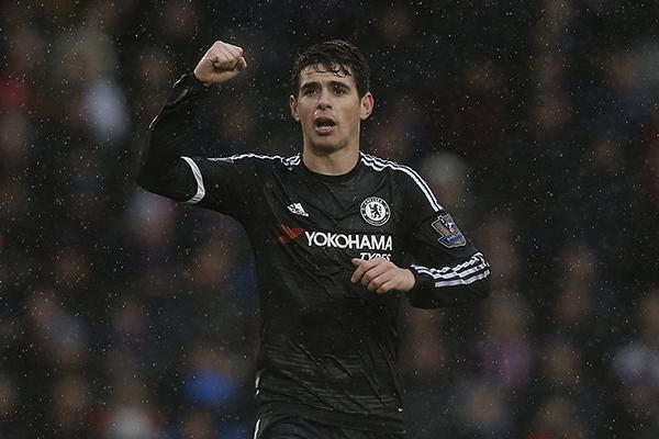 Oscar podría irse al futbol chino; ofrecen 71.5 millones por él
