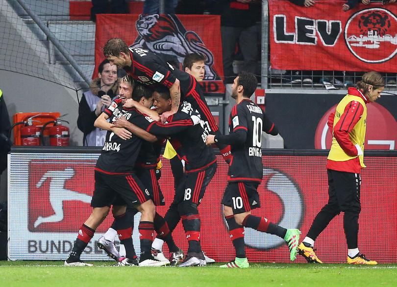 El Bayer Levekusen busca encontrar el ritmo y escalar puestos en la Bundesliga