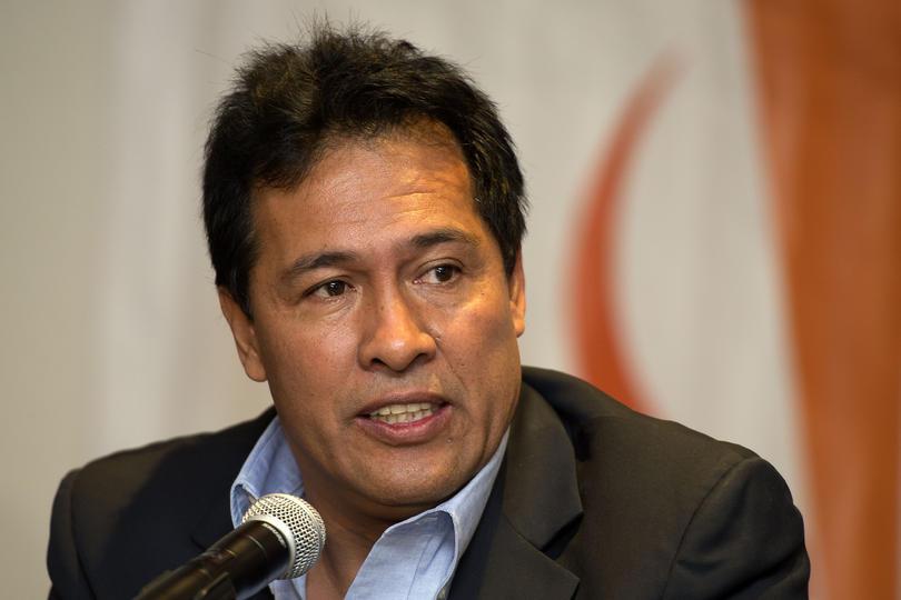 Detuvieron al presidente de la Federación de Atletismo, Antonio Lozano