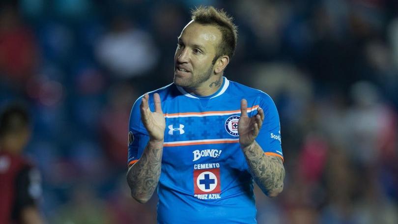 Matías Vuoso busca una oportunidad para volver a jugar en México.