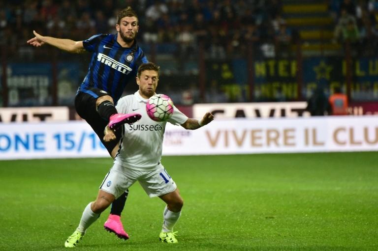 Alejandro Gómez contra el Inter