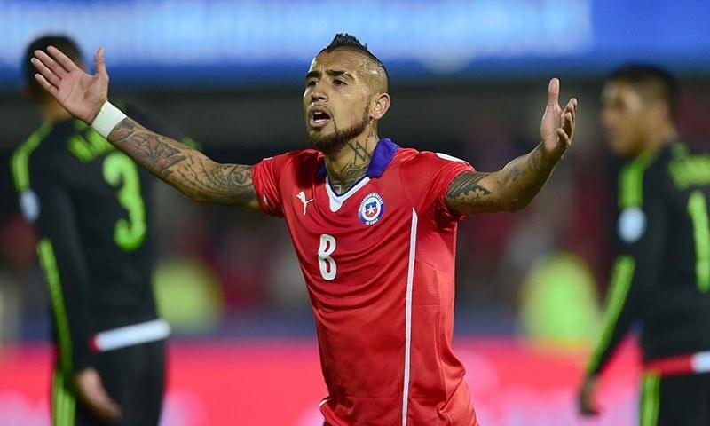 Vidal podría llegar al Chelsea.