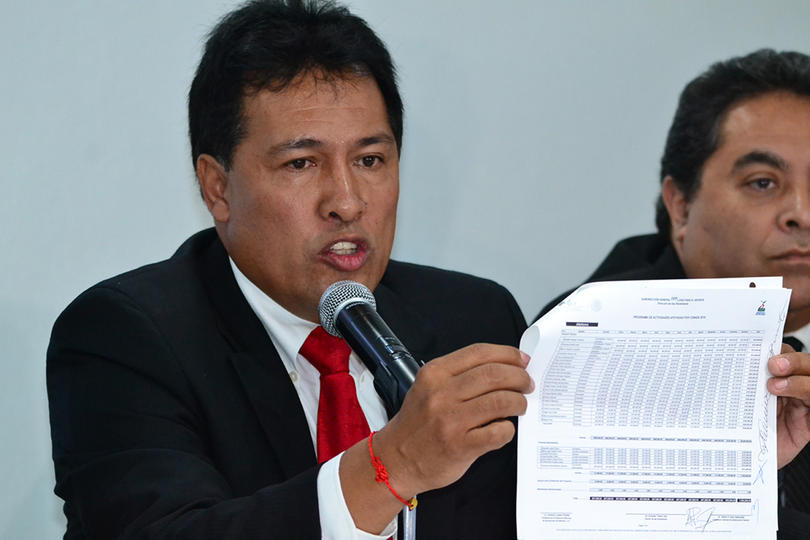 Dictan auto de formal prisión a Antonio Lozano