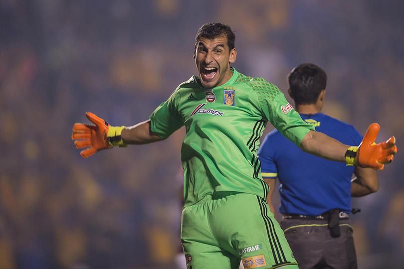 Guzmán sabía que el Tigres vs. América no iba a llegar al quinto penal.