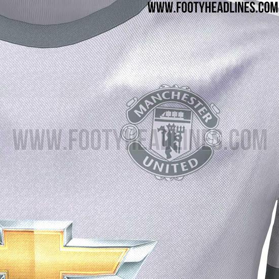 Así será la camiseta alternativa del United en 2017-18