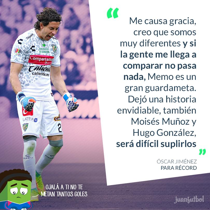 Óscar Jiménez llega tras la salida de Moi Muñoz y Hugo González