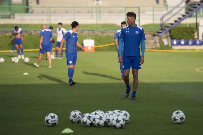 Gabriel Peñalba afirmó que tener que conseguir un título es una presión bonita.