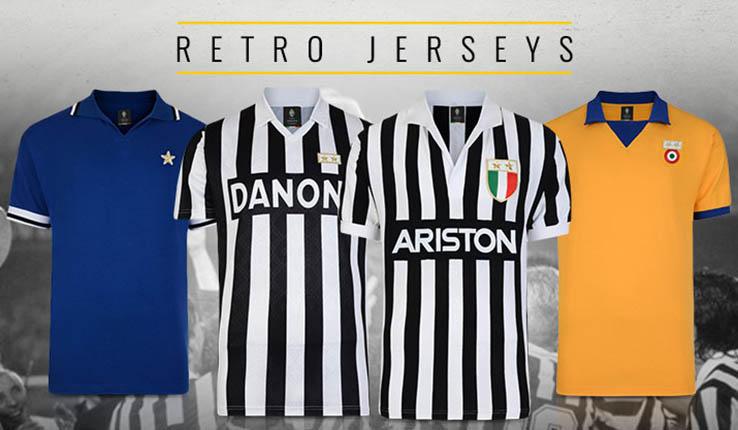 Retro Jerseys de la Juve