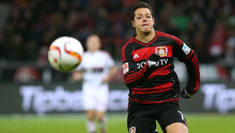 Chicharito ya no es querido en el Bayer Leverkusen.