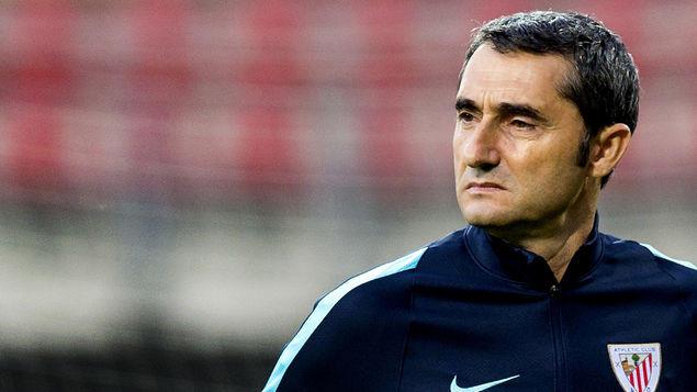 Valverde habló de su partido contra Barcelona