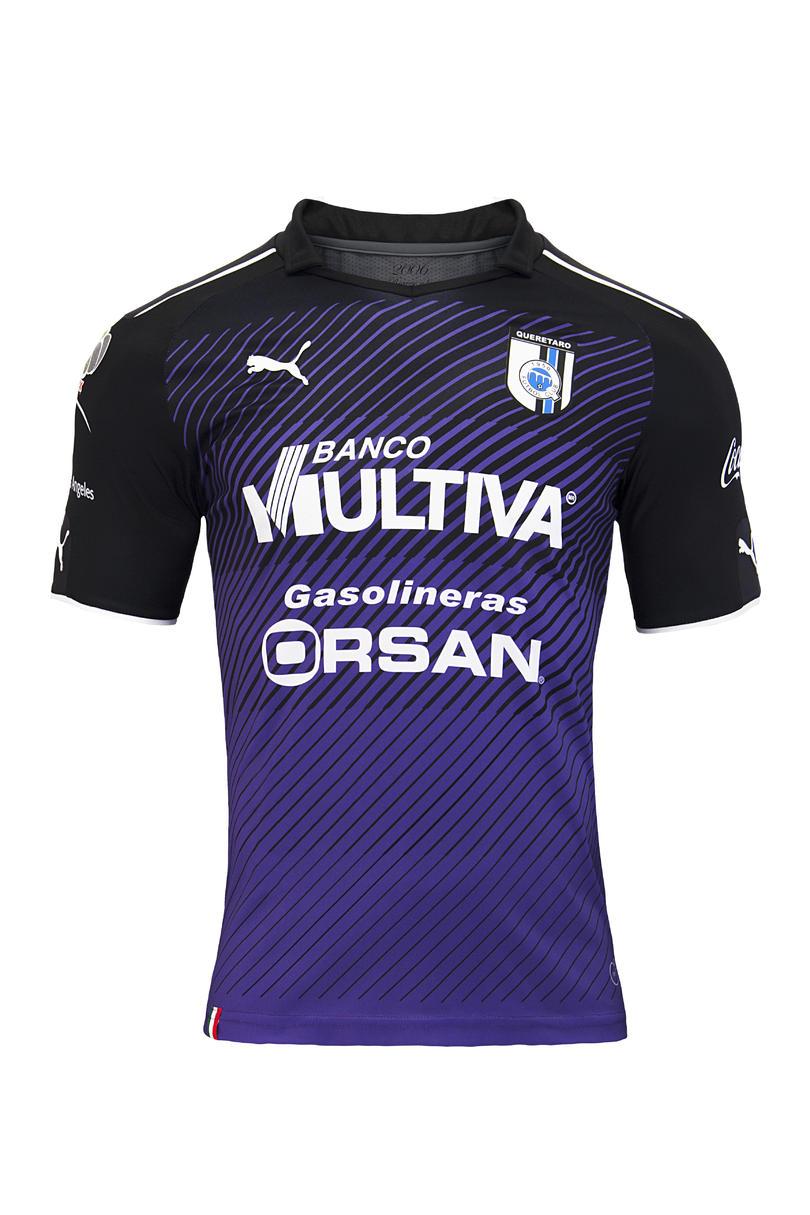Tercer jersey Querétaro