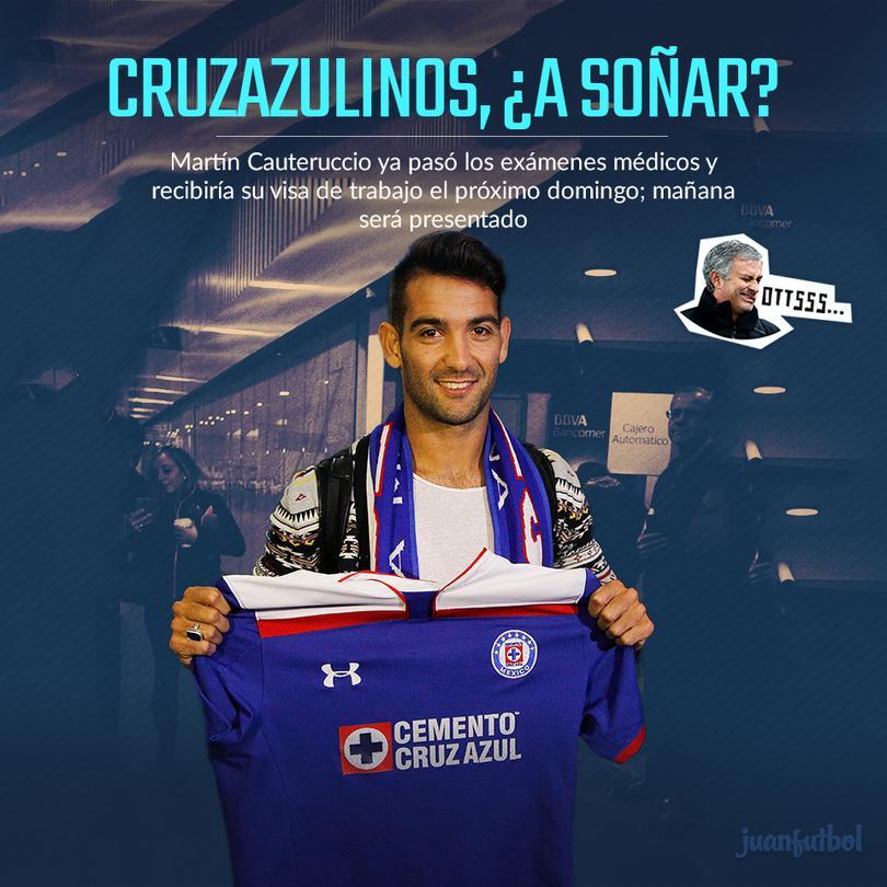 En los siguientes días podrían registrarlo para jugar contra Pumas.
