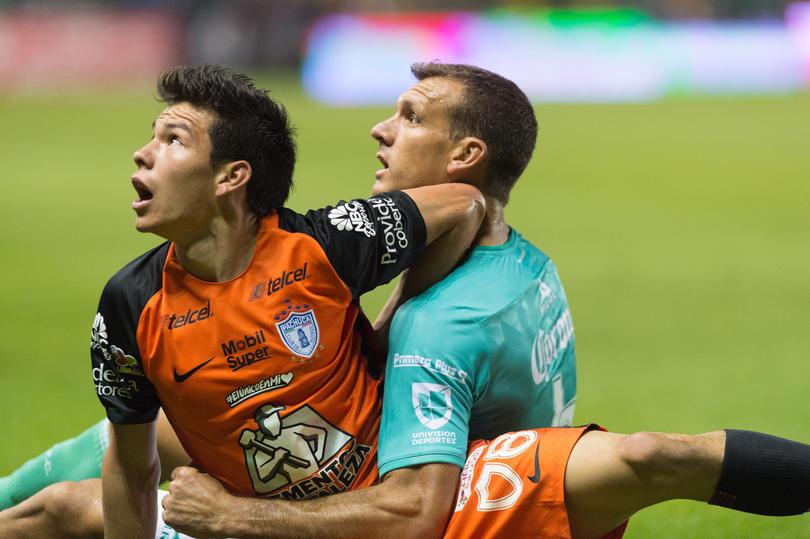 Novaretti y Lozano tuvieron varios choques durante el León vs. Pachuca