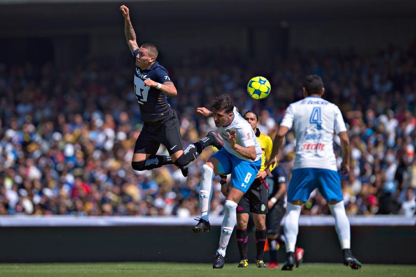 Gabriel Peñalba habría escupido a Nico Castillo durante el Pumas vs. Cruz Azul