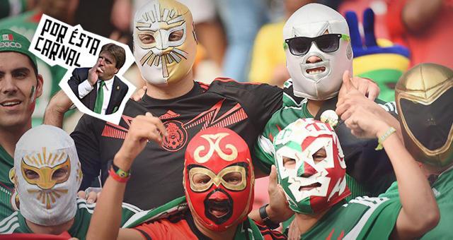 Muchos voluntarios quieren partir de México a Rusia para el Mundial