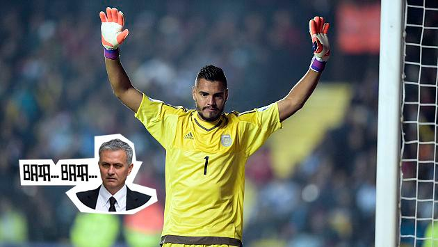 Boca Juniors quiere fichar a Romero.