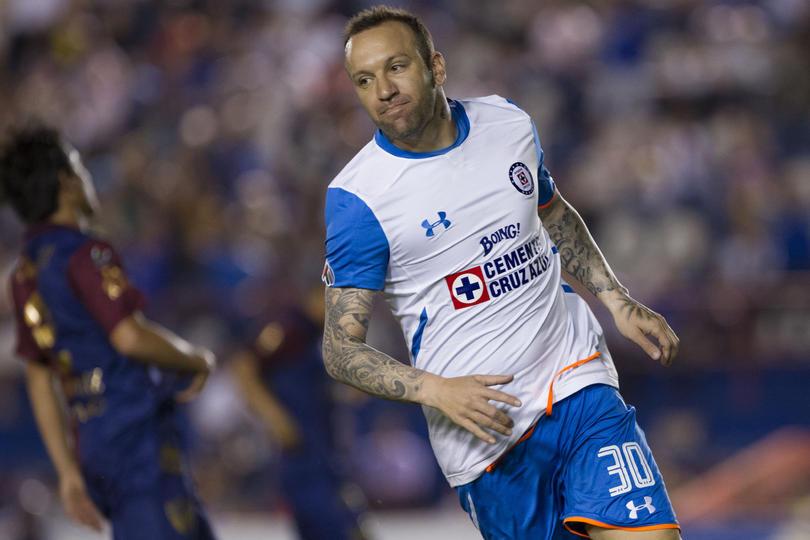 Matías Vuoso regresa al futbol mexicano con Correcaminos