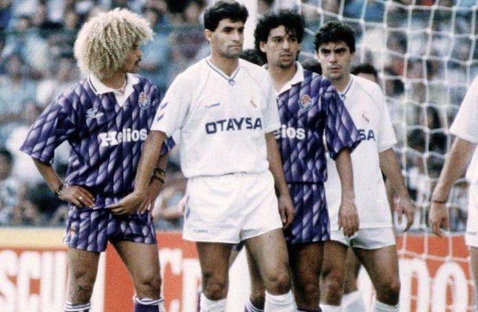 Michel y las ñeradas en el futbol