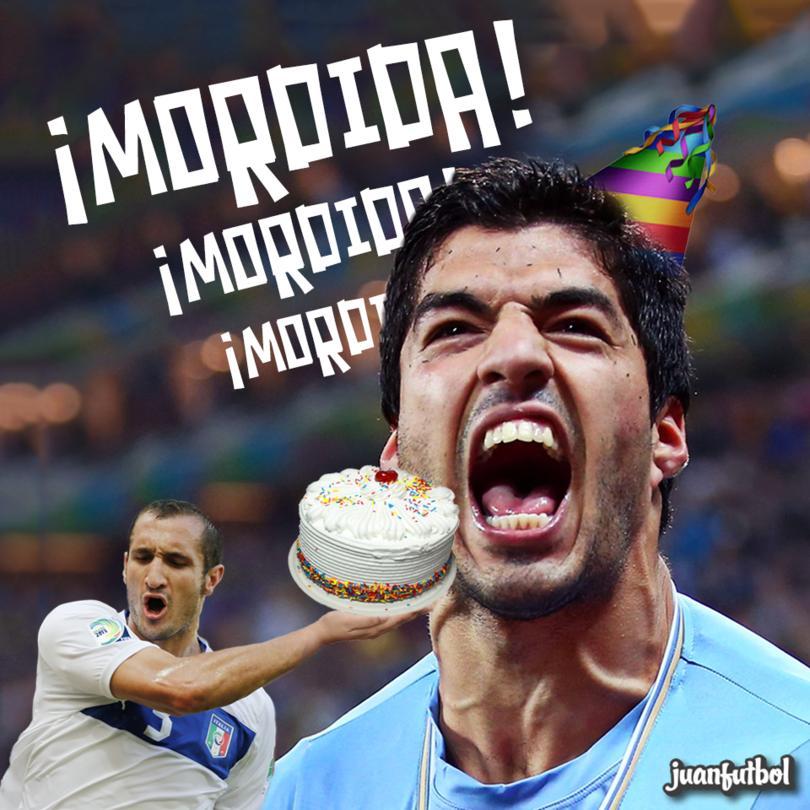 ¡Feliz cumpleaños, Luis Suárez!