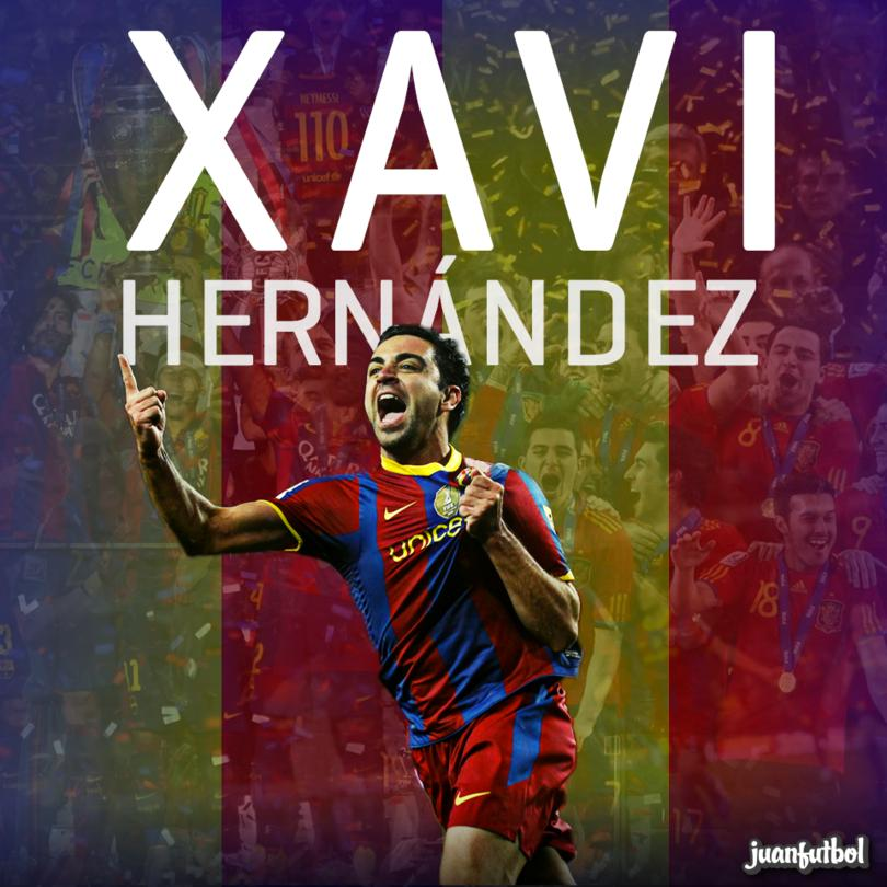 ¡Feliz cumpleaños, Xavi!