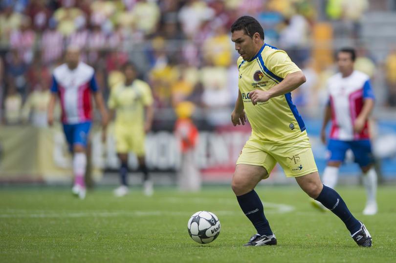 Salvador Cabañas cree que Domínguez debe aguantar presión