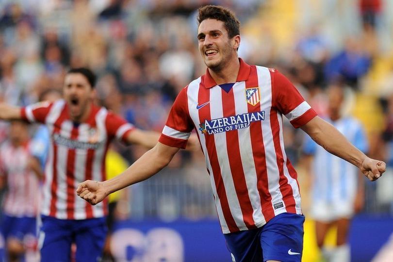 Koke habló después del sorteo de semifinales de la Copa del Rey, donde el Atlético jugará contra el Barcelona.