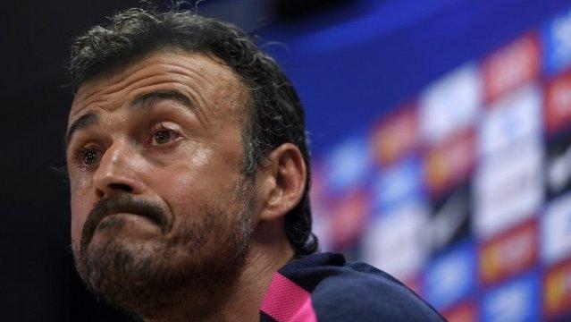Después del partido, Luis Enrique dijo que el Barcelona fue menos que el Real Betis y que no estuvo a su nivel, además reiteró que está a favor de que haya algún tipo de ayuda para los árbitros.