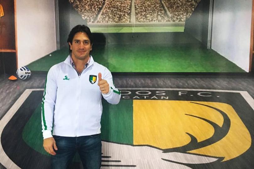 Marioni es el nuevo técnico de Venados de Mérida