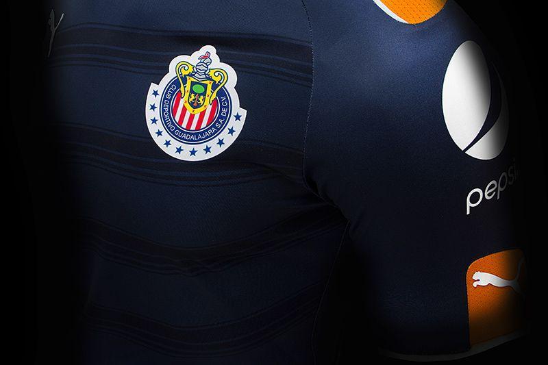 Third kit Chivas by Puma