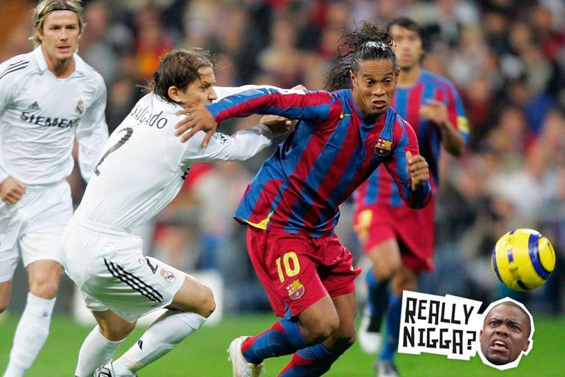Ronaldinho y Pep hablaron cada quien por su cuenta sobre el 2008 cuando el brasileño dejó al Barça y Guardiola tomó al equipo. Ambos coincidieron en su versión, Pep quería mantener a Dinho y el brasileño ya tenía decicido irse.