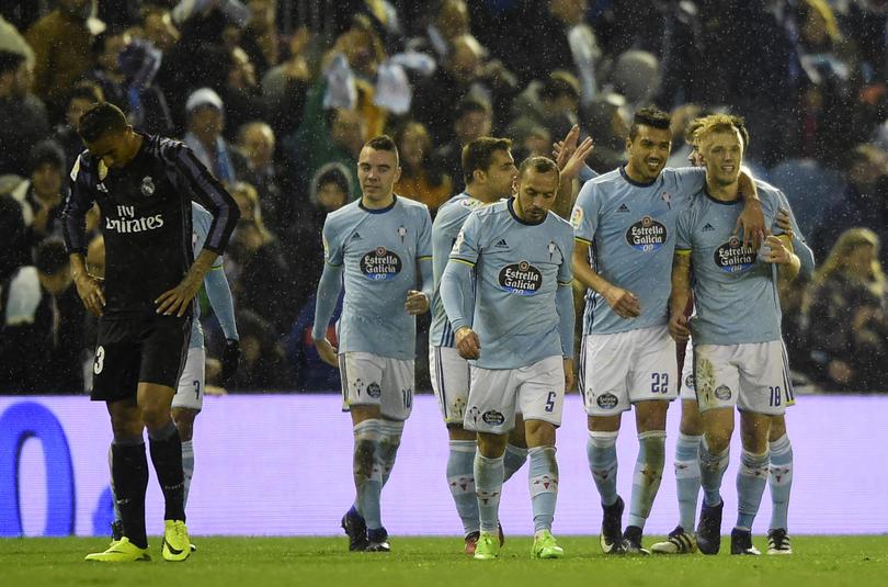 El Celta-Real Madrid se suspende