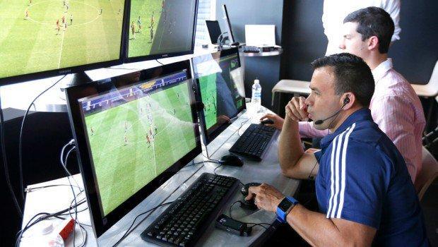 La MLS usará tecnología para árbitros