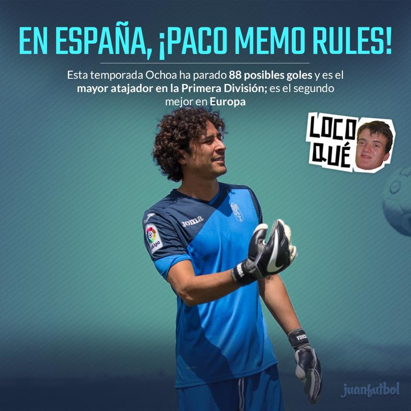 Contra Las Palmas tuvo su segundo juego manteniendo su portería en cero.