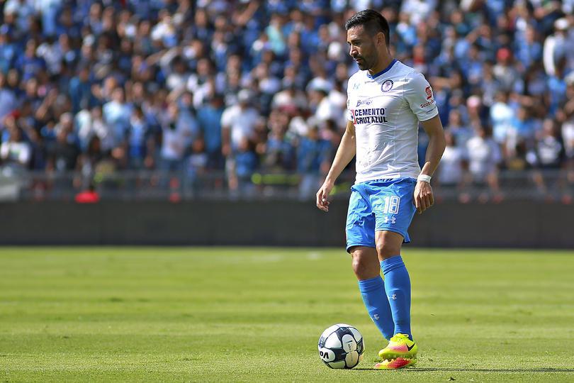 Ariel Rojas rescindió su contrato con Cruz azul