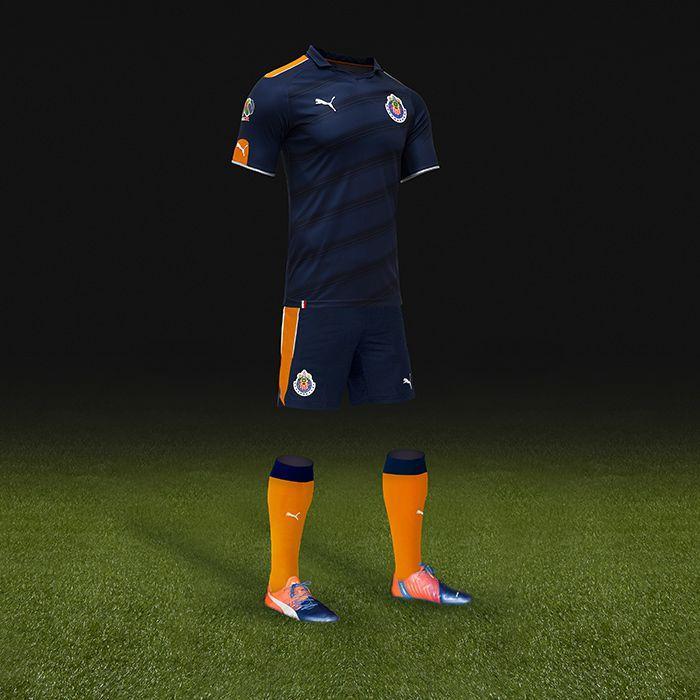 Third kit puma Chivas