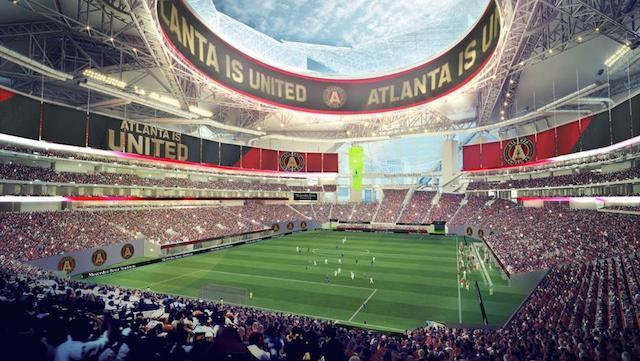 Nuevo estadio de Atlanta