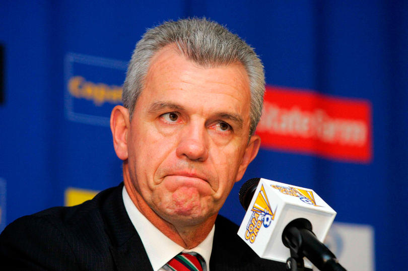 El Vasco Aguirre dijo que planea retirarse de ser entrenador pero no lo haría en México.