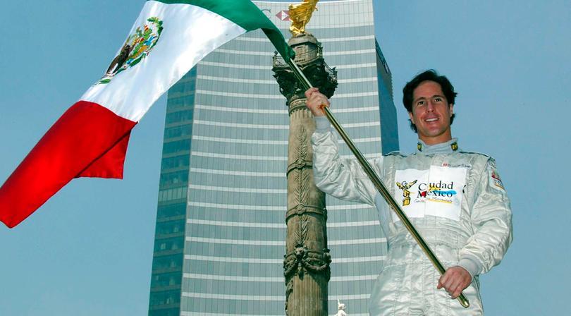 Domínguez era embajador de la CDMX y aún así hizo el oso