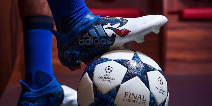 Nuevas botas.