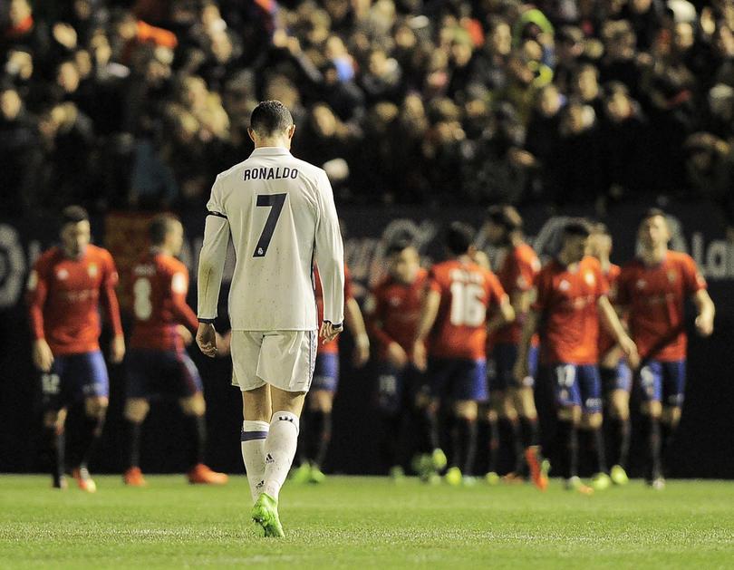 ¿Se imaginan a Cristiano Ronaldo con la La Vecchia Signora?
