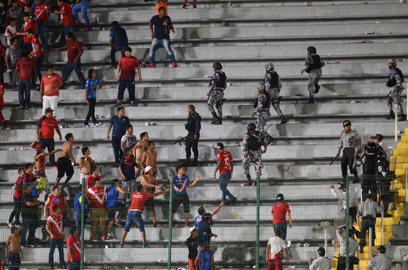 No hubo detenidos en Veracruz